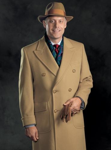 пальто поло марки Ben Silver