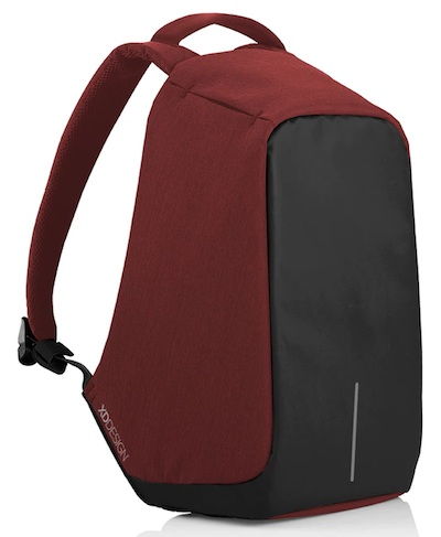 Bobby Backpack red and black
