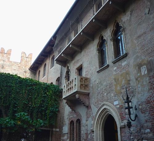 Верона - дом Джульетты