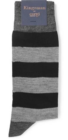 Kingsman sock by Corgi