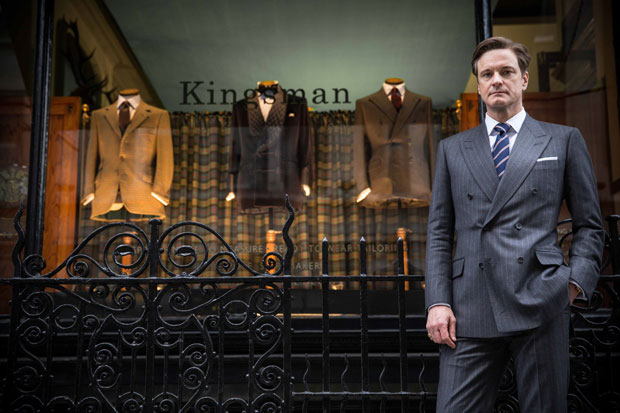 Kingsman by MrPorter.com