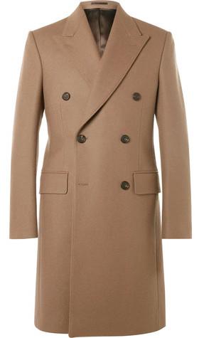 Классическое длинное пальто