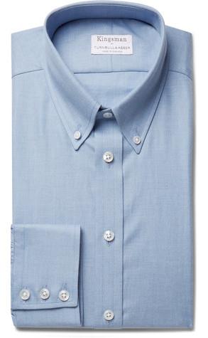 Накладная планка на рубашке