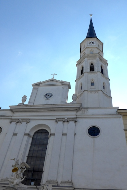 церковь в Вене
