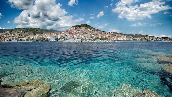 остров Лесбос - Греция