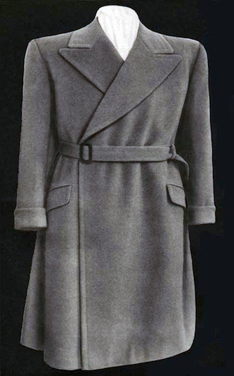 пальто поло - история