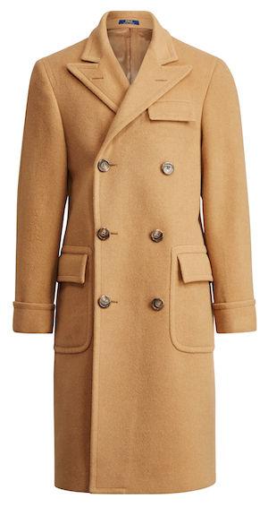 Пальто от Ральфа Лорена