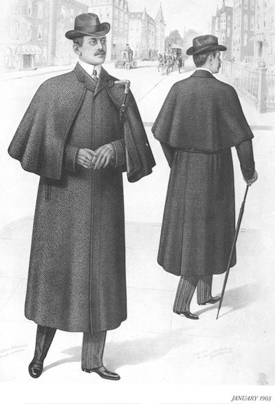 История пальто Ольстер