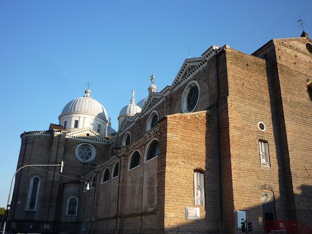 церковь Святой Джустины в Падуе