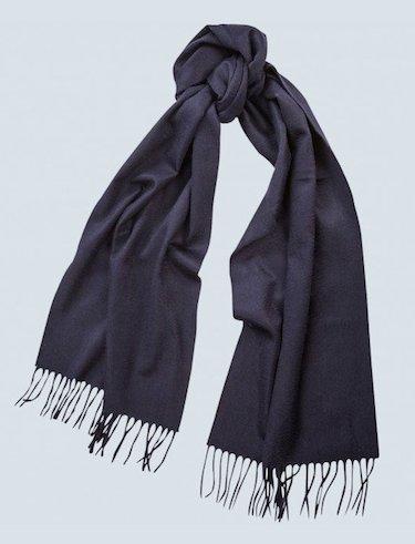 кашемировый шарф из Шотландии