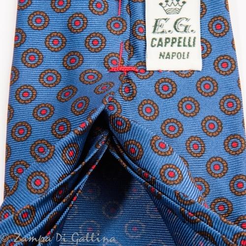 Cappelli галстук - photo by ZampadiGallina.com