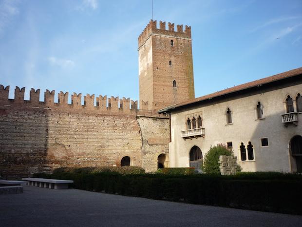 веронский замок