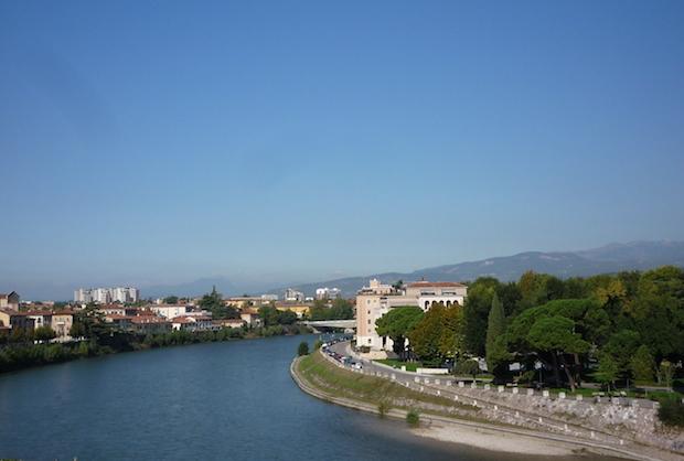 панорамы Вероны
