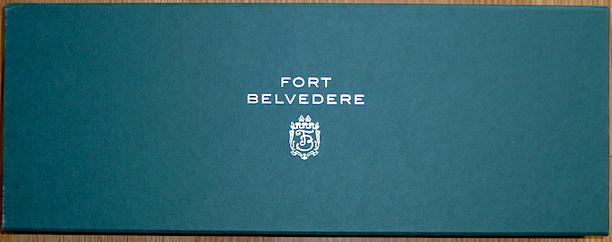 коробка Fort Belvedere