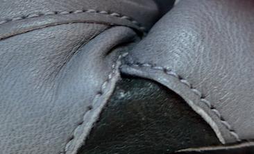 ластовица на перчатке