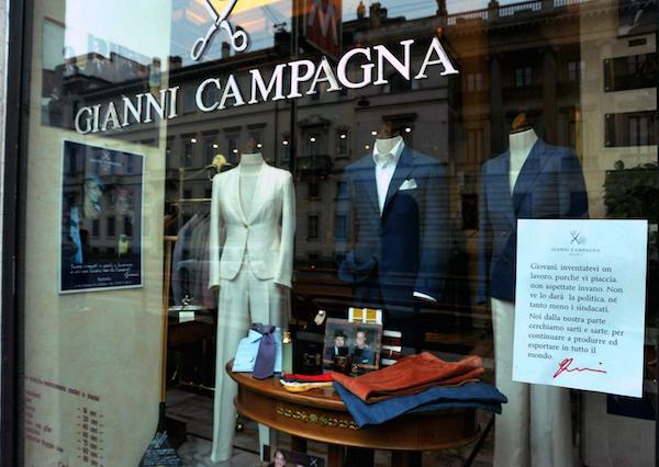 Gianni Campagna logo