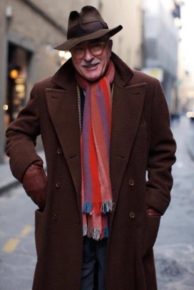 Мужское пальто Италия
