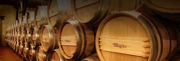 испанские вина Muga