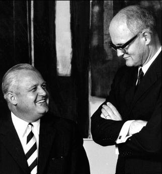 братья Фальке в 1951 году