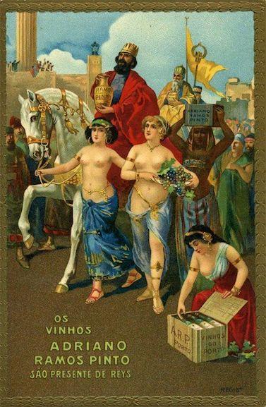 Постер Ramos Pinto