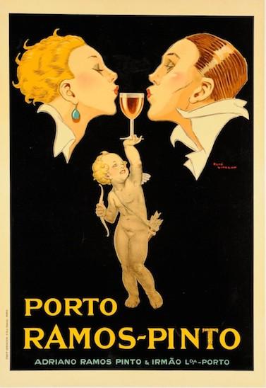 реклама Ramos Pinto