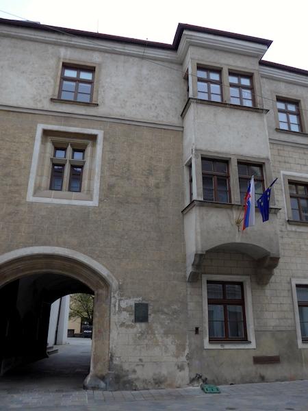 университет Братислава
