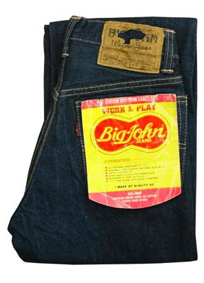 Big John джинсы из Японии