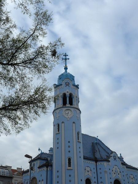 Синяя церквушка