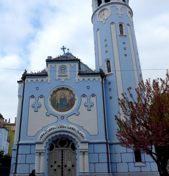 церковь модерн