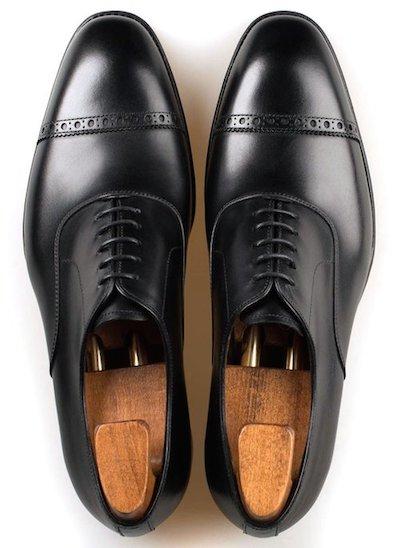 черные туфли Португалия
