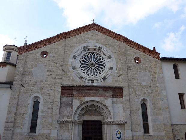 церковь в Брешии
