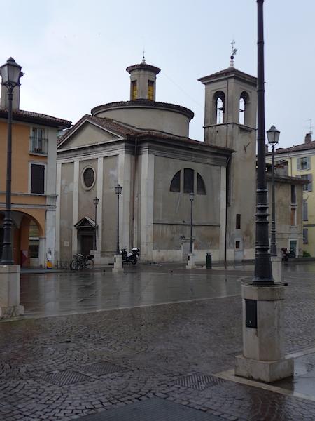 Chiesa della Madonna del Lino