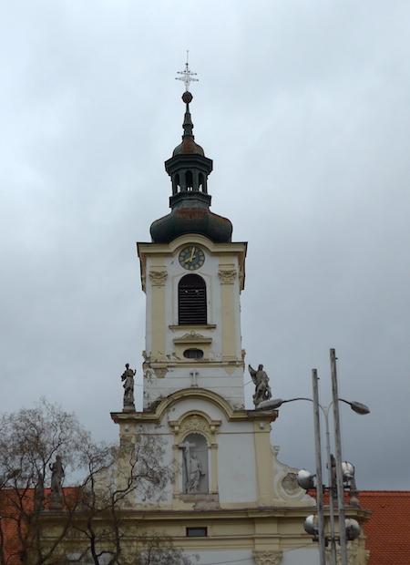 SNP церковь