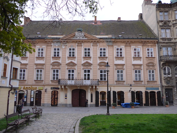 дворец Чакиго