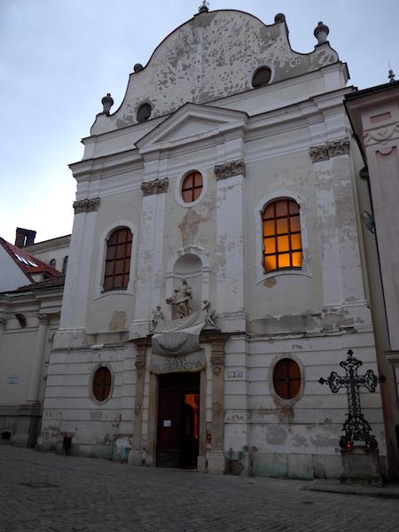 церковь в Братиславе
