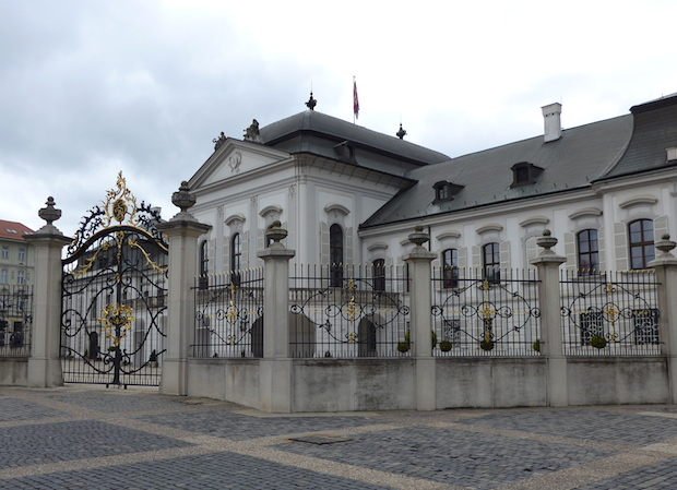 Исторический центр Братиславы
