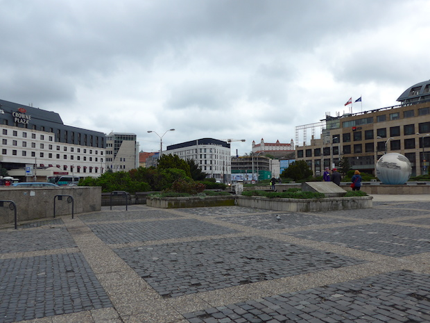 площадь в Братиславе