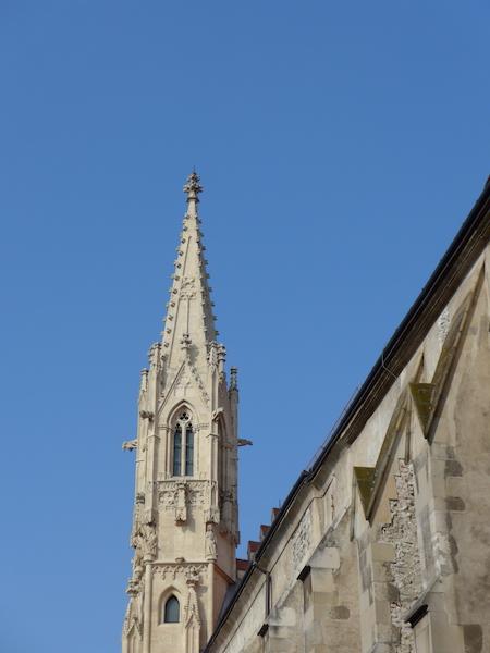 церковь кларисок Братислава