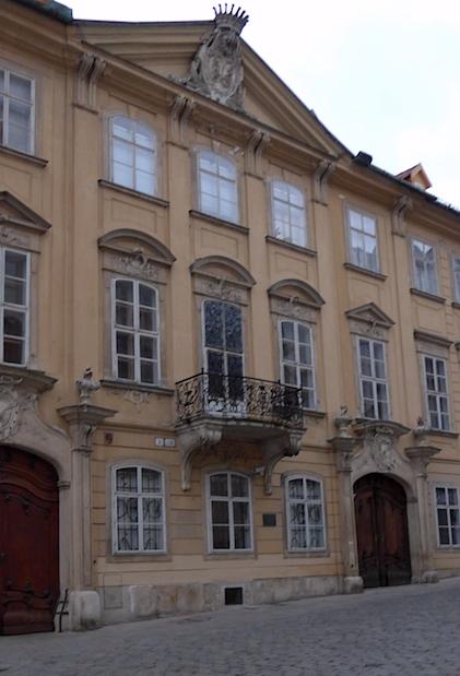 Mirbach palace Bratislava