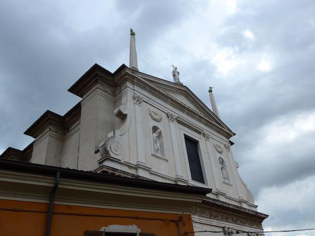 церковь Санта Джулия