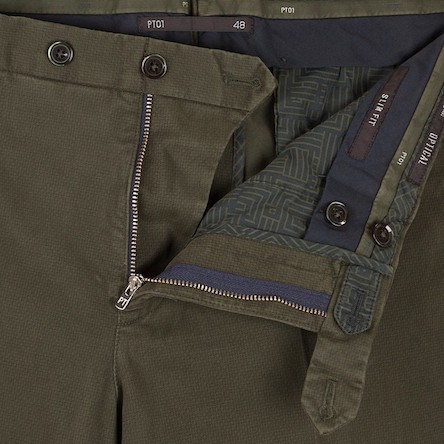 PT01 брюки хлопковые