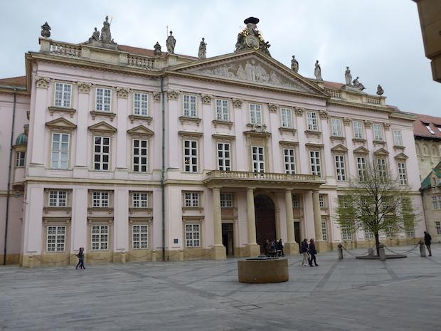 дворец Примаса в Братиславе