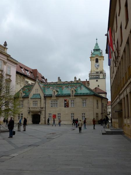 ратуша Братислава