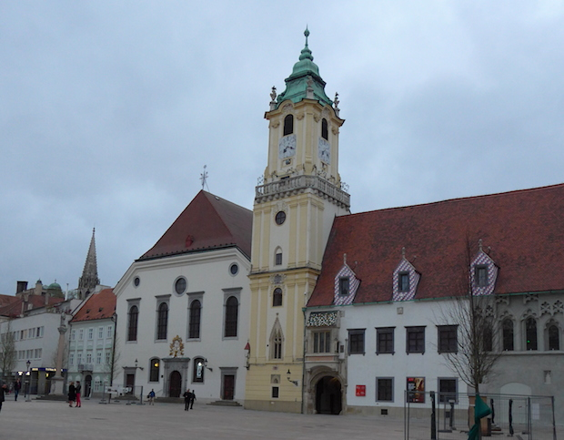 барочная башня