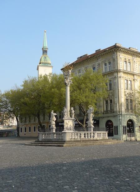 Чумная колонна в Братиславе