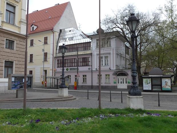 офис Сбербанка - Братислава