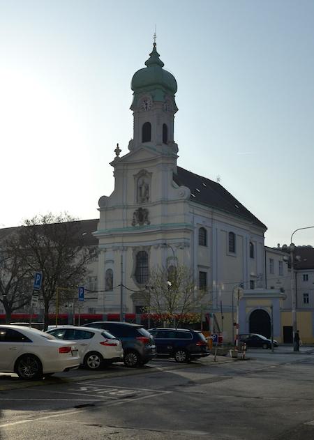 Елизаветинская церковь и монастырь