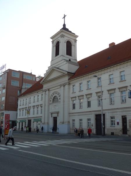 Церковь Ласло