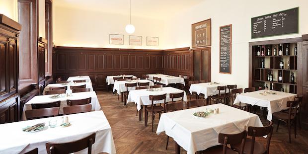 Венский ресторан