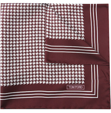 нагрудный платок Tom Ford